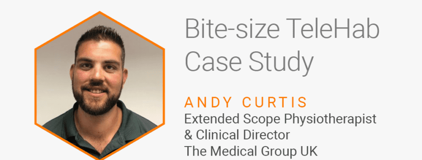 Bite size case study with Andy Curtis Feature Image
