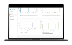 View longitudinal data and reports in VALD Hub